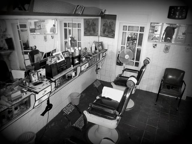 Jak wybrać profesjonalny fotel fryzjerski
