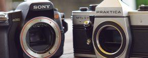 Podstawowy sprzęt fotograficzny – przegląd